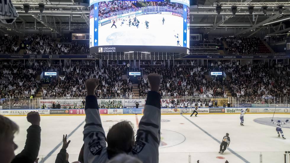 Hockeynews Sa Matchar Lagen I Allsvenskan