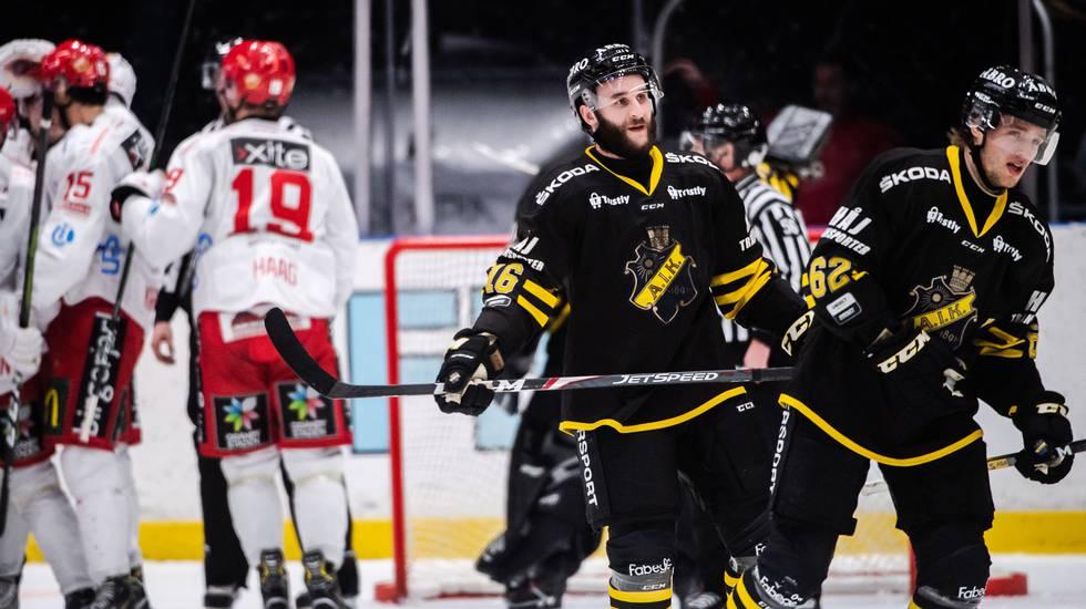 """Så ska AIK ta revansch efter tunga säsongen: """"Vi är väldigt missnöjda"""""""