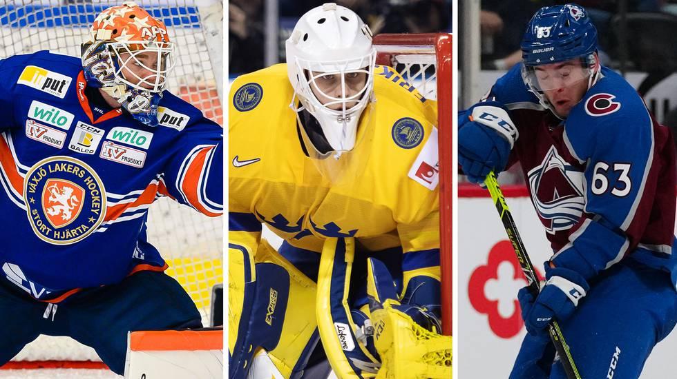 Veckan innan NHL-premiären – SM-guldhjälten skickas ned till AHL