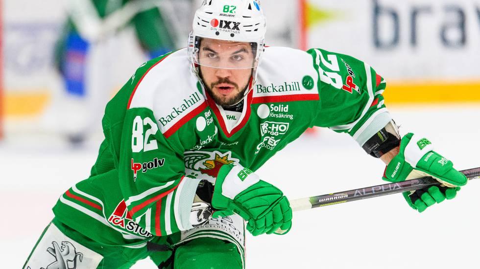Han lämnar Rögle – klar för KHL-klubb