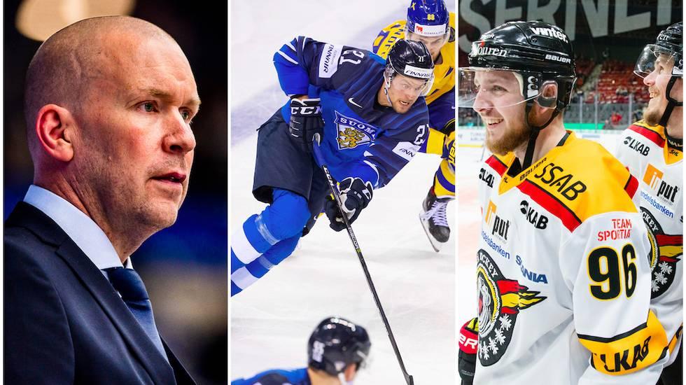Hård konkurrens i Luleå – VM-guldvinnare får plats i fjärdekedjan