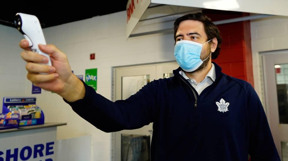 NHL:s besked – inget positivt covid-test i bubblorna
