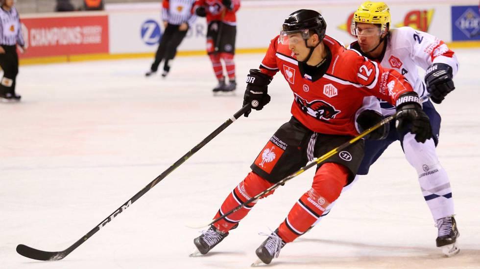 """Powerforwarden redo för svensk hockey: """"Riktigt sugen på att visa upp mitt spel"""""""