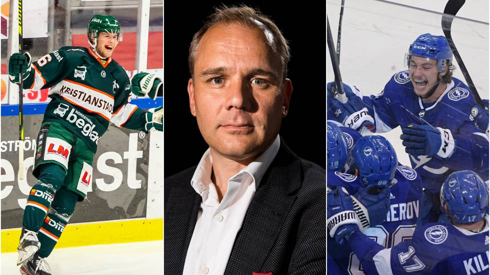 Onsdagens hetaste nyheter på HockeyNews.se