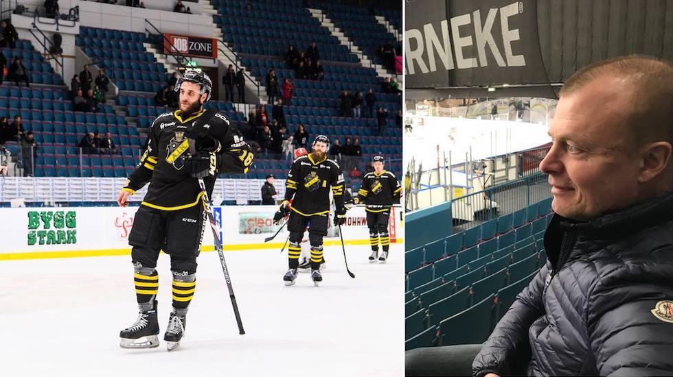 AIK kvar i Hockeyallsvenskan – nu börjar jakten på Melins ersättare