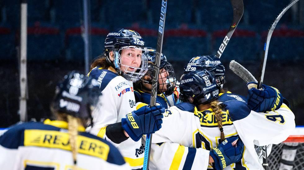 HV71 vidare till final efter stort drama