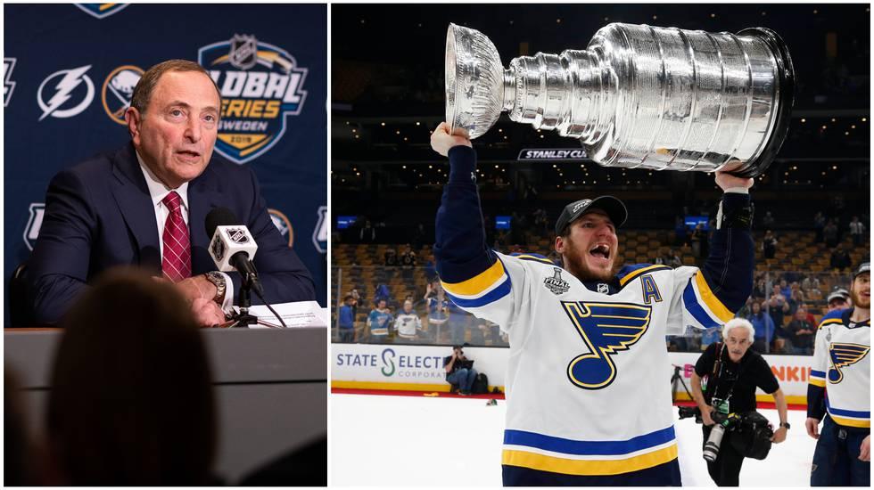 Här är nya riktlinjerna inför slutspelet – och NHL ger klartecken för träning