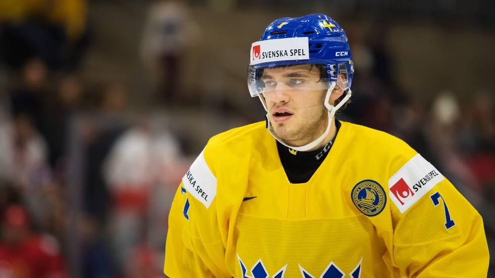 Timothy Liljegren gör säsongsdebut i NHL - Toronto lånar in målvakt