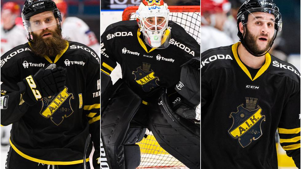 18 (!) spelare lämnar AIK - här är namnen