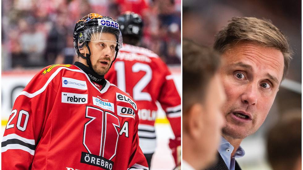 """Örebro hoppas knäppa mästarna Frölunda på näsan: """"Redan tagit kliv"""""""