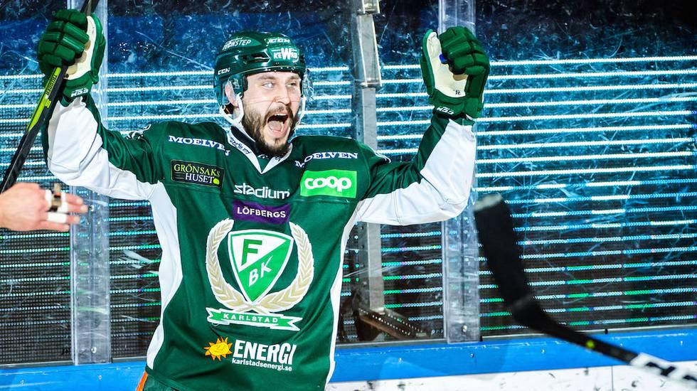 """Drömbacken uppges lämna KHL-klubben – SHL nästa? """"Skulle kämpa"""""""