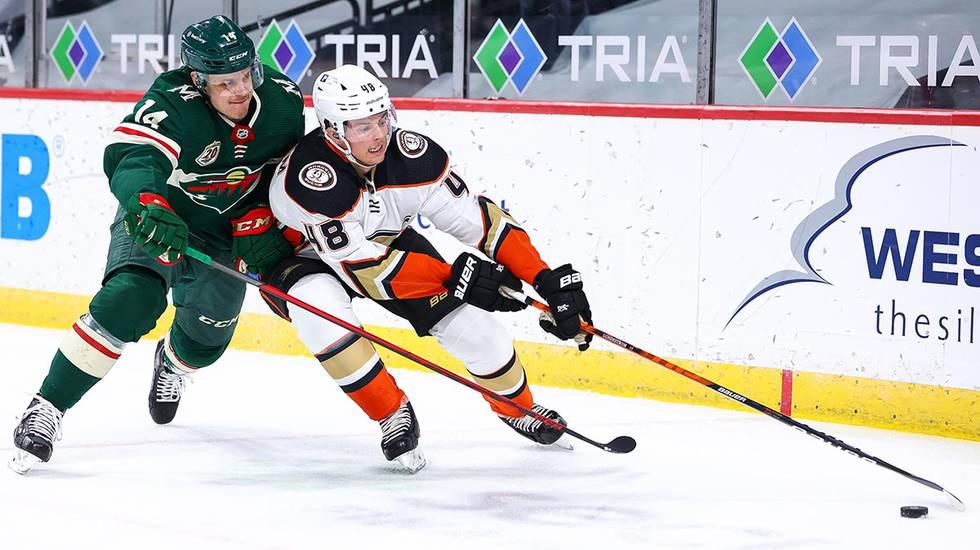 21-årige svensken skrev på nytt NHL-kontrakt