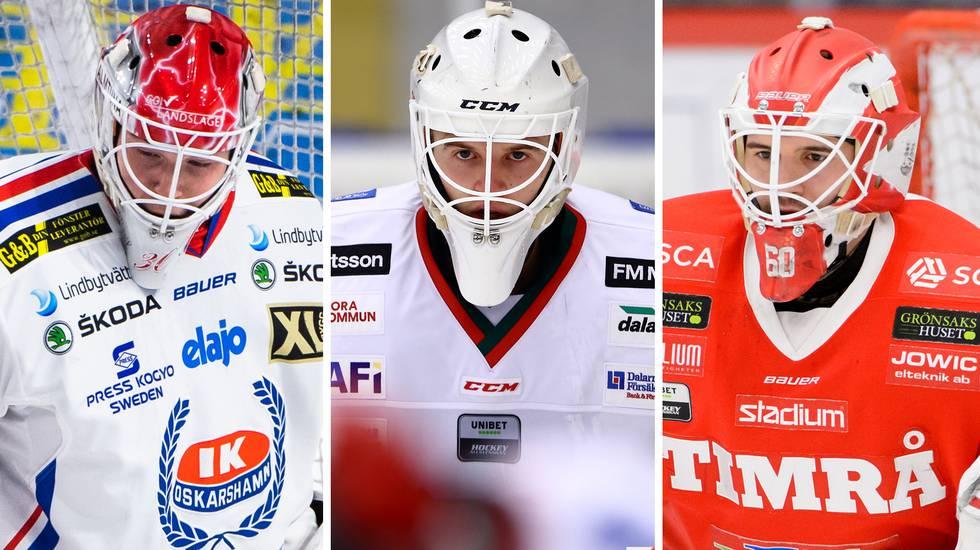 LISTA: Fem allsvenska målvakter som står utan kontrakt