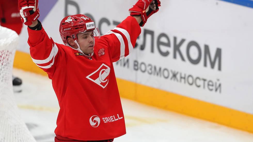 Europakollen: Emil Pettersson är nästa svenska poängkung i KHL