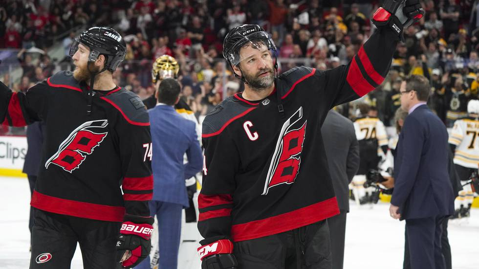"""Boston vidare till kvartsfinal – karriären över för """"Mr Game Seven""""?"""