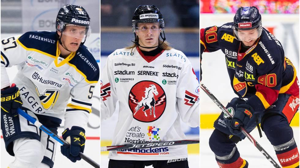 Fredagens hetaste nyheter på HockeyNews.se