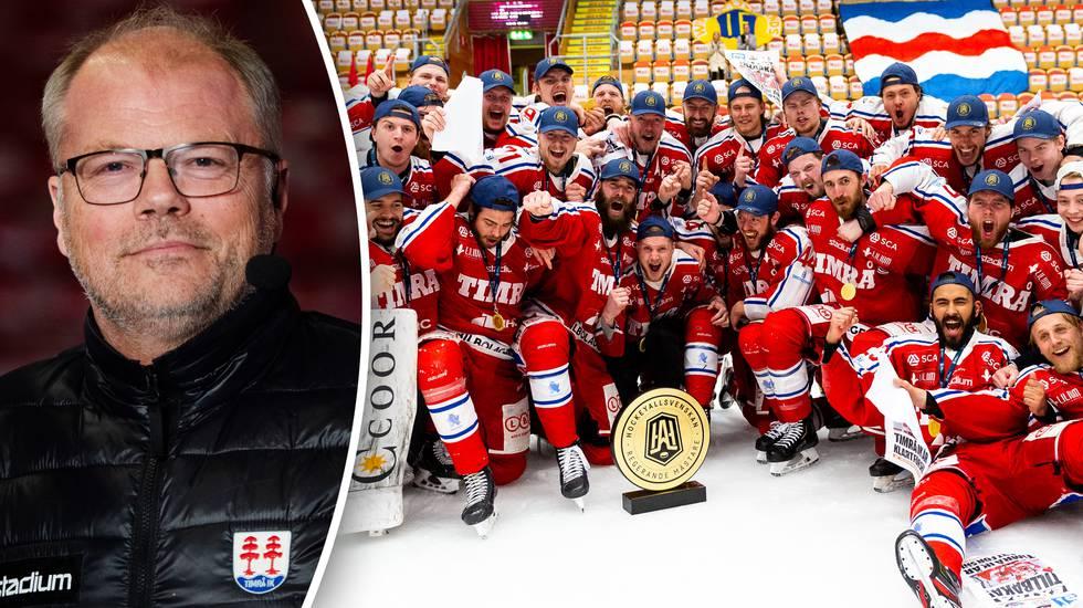 """Timrås sportchef om laget: """"Dags att visa att man är en SHL-spelare"""""""