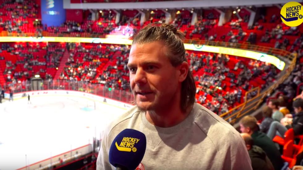 """Svenske fystränaren hjälper Buffalospelarna: """"Betytt mycket"""""""