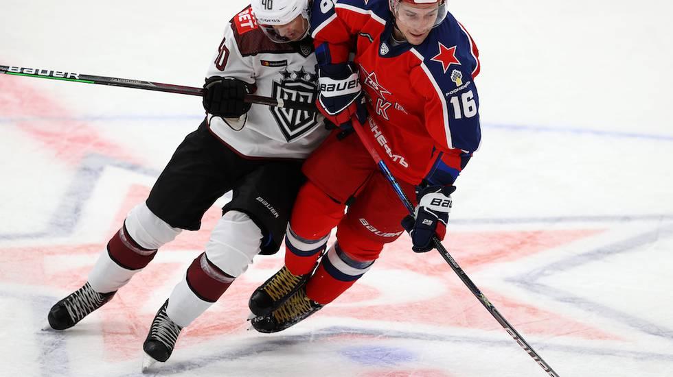 KHL-svensken kan lämna sin klubb efter bara tio matcher
