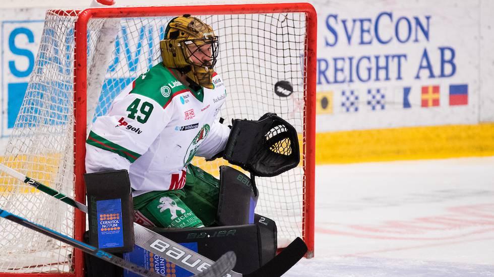 SHL-målvakten kan hamna i Grönborgs nya klubb