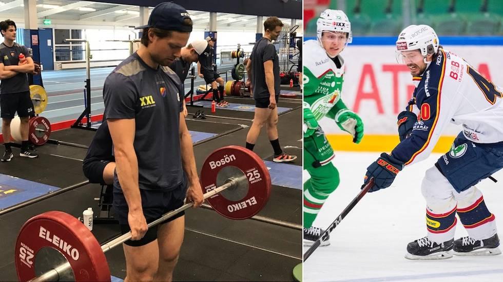 Josefson om hjärnskakningen och vägen tillbaka till Djurgården
