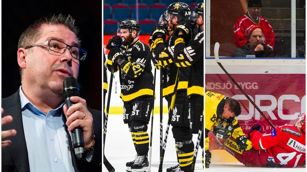 Nödropet: Hockeyallsvenskan vill ha sänkt krav på det egna kapitalet