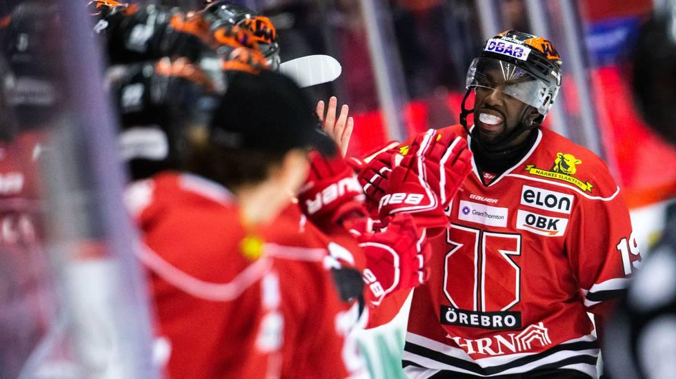 Coachens tips slog in  - Örebroforwarden fick spräcka målnollan