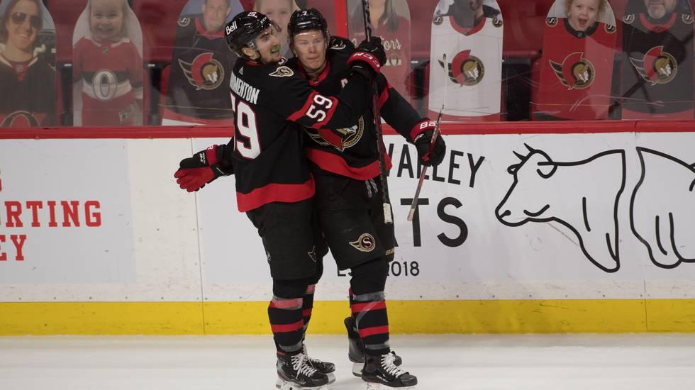 NHL–svepet: Se höjdpunkterna och nattens svenskprestationer