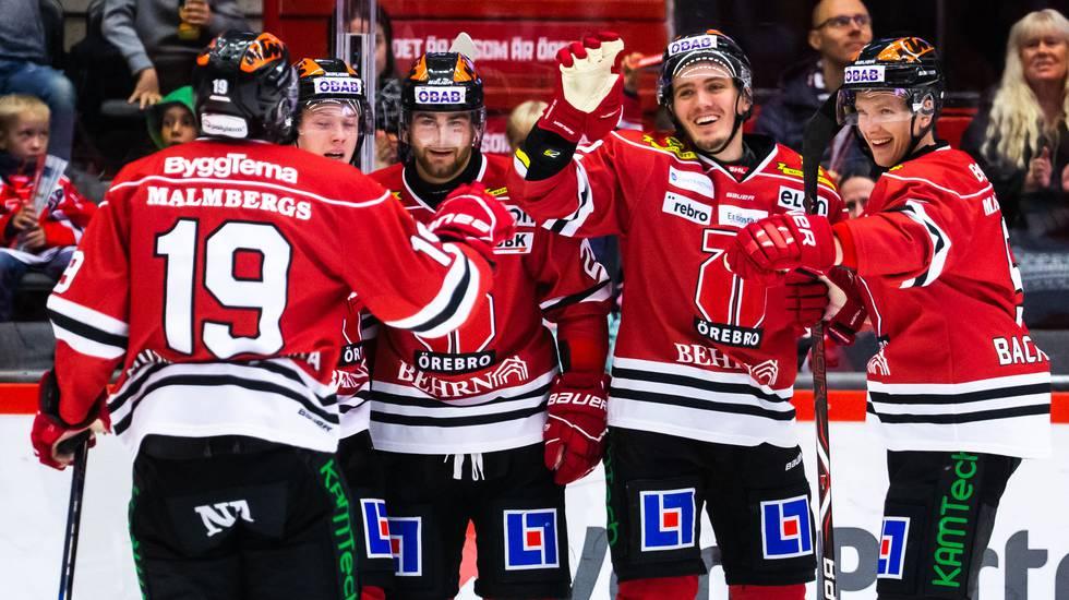 Extraträningen gav Max-resultat för Örebroforwarden