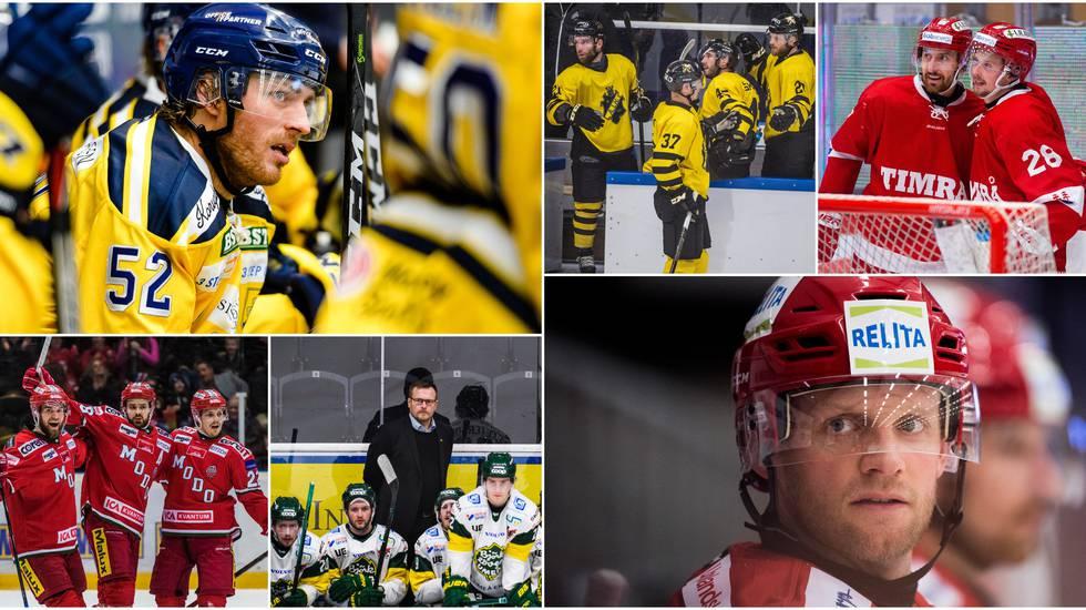 Hockeynews Persson Sa Slutar Hockeyallsvenskan 2019 2020