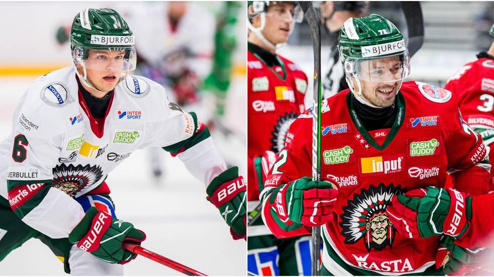 Två spelare tillbaka för Frölunda – en redo för matchen mot Oskarshamn