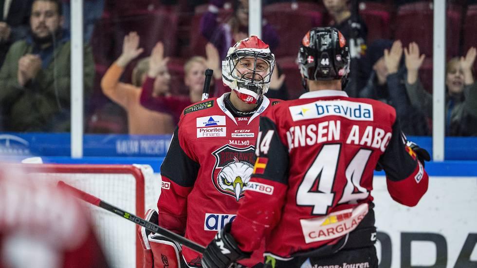 Oscar Alsenfelt skadad – Malmö släpper fram 17-årig SHL-debutant