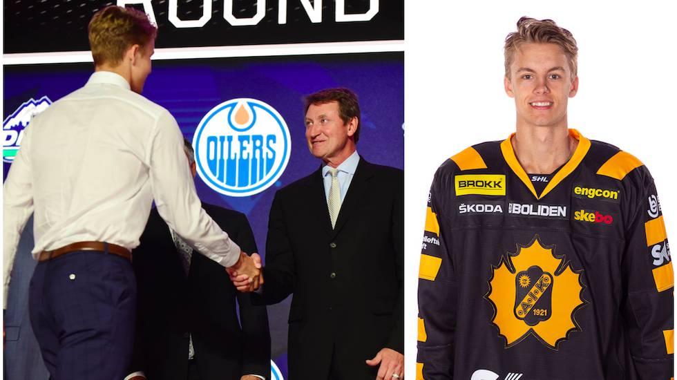 Stjärnbacken hyllar beslutet för Skellefteås nya stortalang: