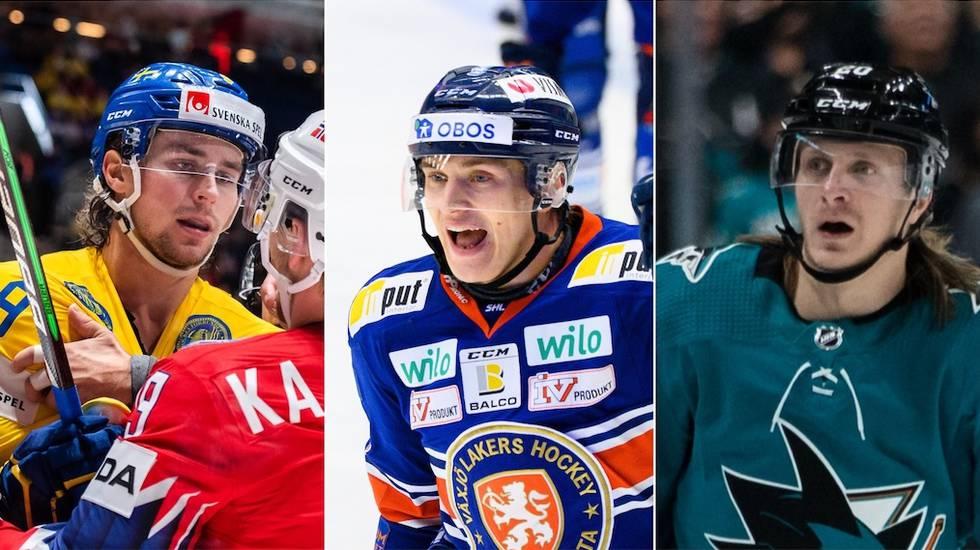 MVP i SM-slutspelet – nu ska Holmberg leda NHL-kedja i VM-debuten