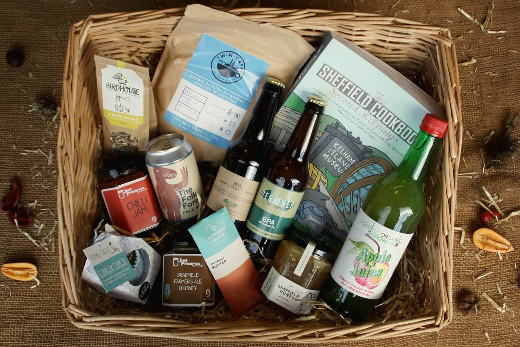 Sheffield Local Produce Hamper