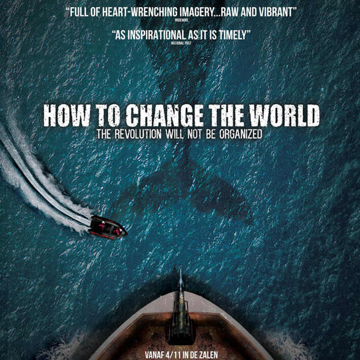 Greenpeace - How To Change The World