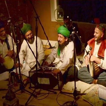 Sufi Singers - Shah e Maardan