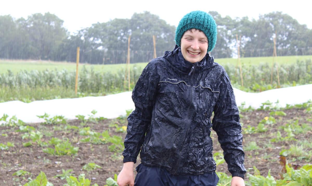 Regather Farm - Volunteering