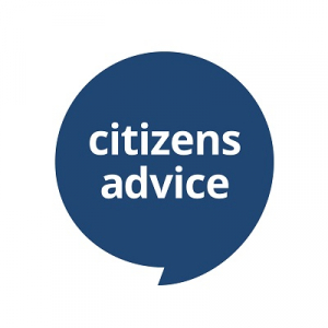 Logo for Citizens Advice.