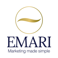 Logo for Emari.