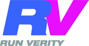 Logo for Run Verity.