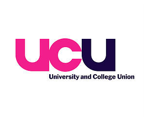 Logo for UCU.