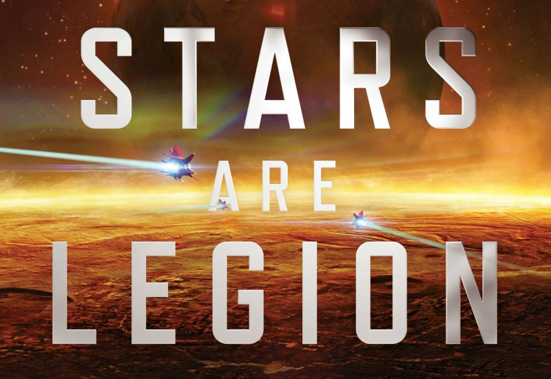 The Stars Are Legion