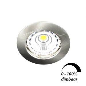 LED spot GU10 6Watt rond dimbaar