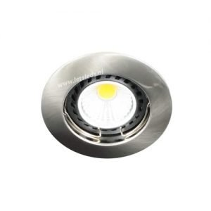 LED spot GU10 COB 5Watt rond dimbaar