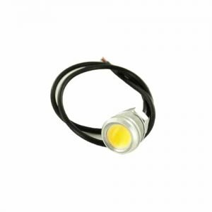 LED minispot 22mm 1,5Watt rond dimbaar