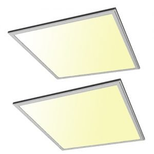 2 stuks:LED paneel 36Watt 600*600mm neutraal daglicht