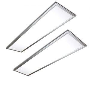 2 stuks:LED paneel 36Watt 1200*300mm helder daglicht