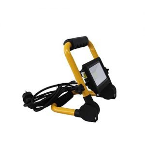 Werkverlichting LED bouwlamp 20Watt