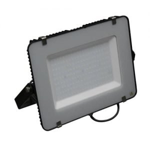 LED breedstraler zwart 200Watt